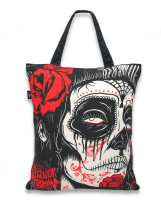 Dead girl tote bag liquorbrand
