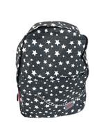 Stars mix black white stars rucksack