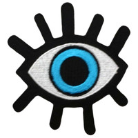 Blue eye - ancient egypt symbol