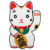 Cat - maneki neko lucky cute talisman