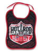 Decal hotrod hellcat bib