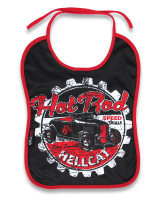 Speed trials hotrod hellcat bib