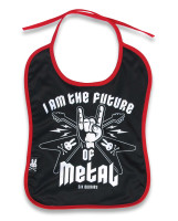 Future of metal six bunnies bib