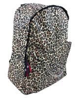 Leopard mix rucksack
