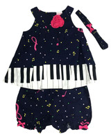 Baby kid set - piano