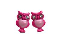 Cute owl pink