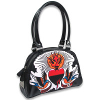 Burning heart bowling bag 1 liquorbrand