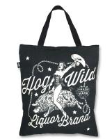 Hog wild tote bag liquorbrand