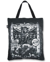 Side show tote bag liquorbrand