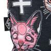 Satanic cats tote bag liquorbrand