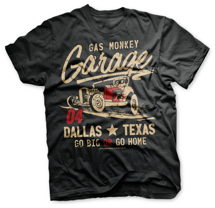 Dust devil go big or go home - gas monkey garage