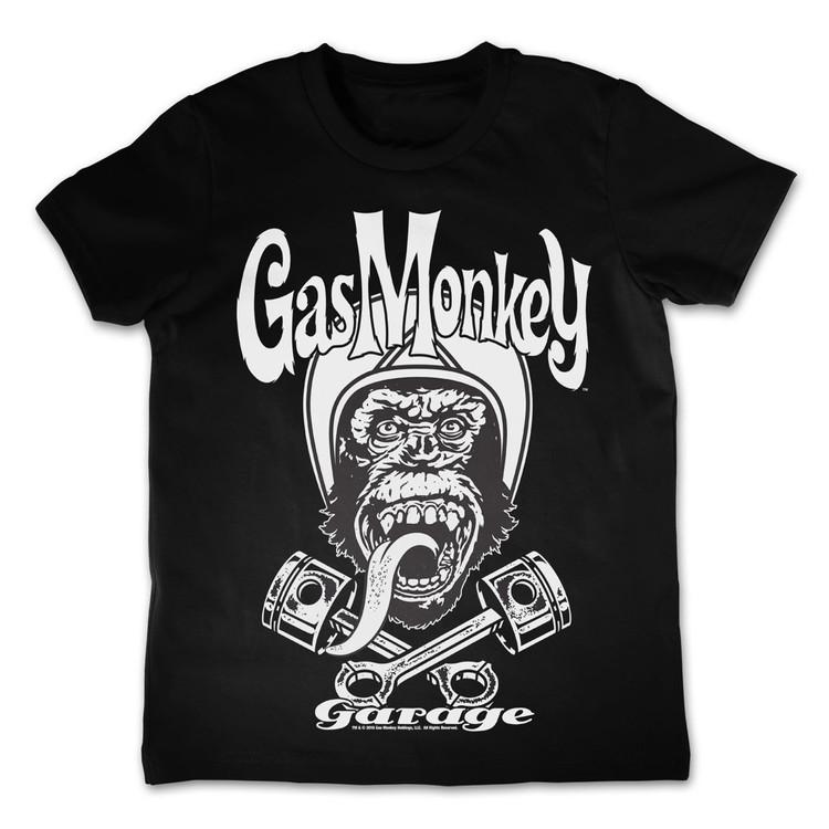 Biker gas monkey garage