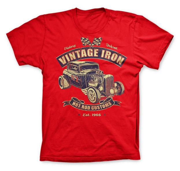Vintage Iron Hotrod Customs.