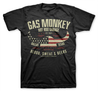 All american viking - gas monkey garage