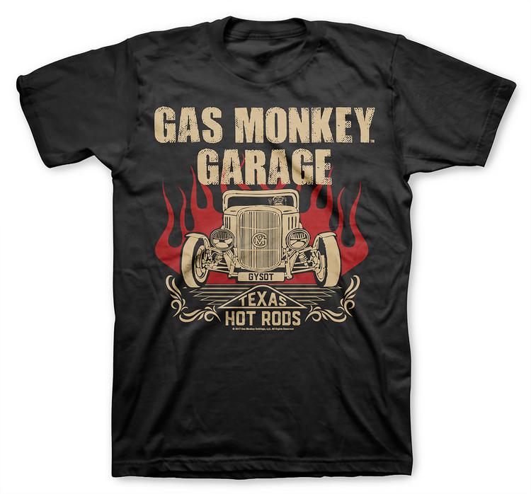 Texas hot rods speeding monkey - gas monkey garage