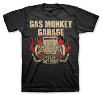 Texas hot rods speeding monkey - gas monkey garage