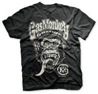GMG Logo - Gas Monkey Garage T-Shirt