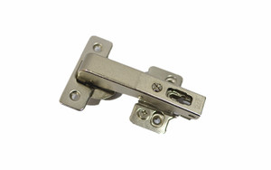 719012 - 90 Degree Hinge with Mounting Plate
