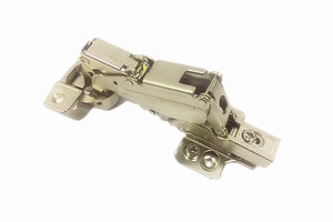 716522 - 170 Degree Half Overlay Hinge with Mounting Plate