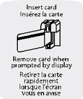 E500 Insert card
