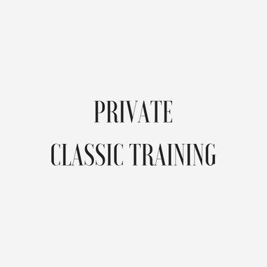 Private eyelash extension training
