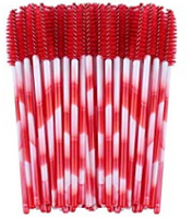 Candy Cane Mascara Wands 100 ct