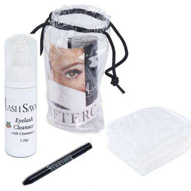 Eyelash Cleanser Kit