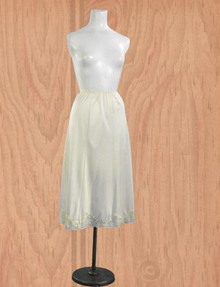 Cream colored Wondermaid slip