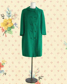 Exceptional wool coat