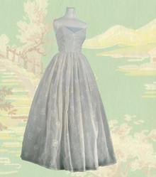 Marshall Field Cinderella ball gown