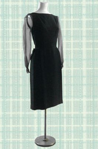 Carol Craig cocktail dress from the 1960s