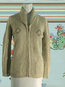 1970s Western style cardigan