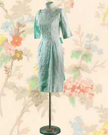 1960s Two-piece baby doll dress