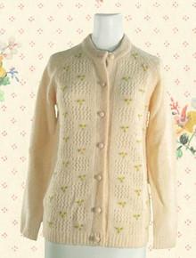 Late 60s wool/nylon sweater - Dayne Taylor label