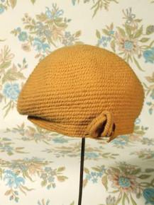 Wool Everitt 1950s beret