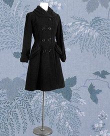 Exceptional Maxines of Pittsburgh wool coat