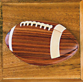 Football Wood Box