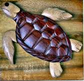 Sea Turtle Wood Box