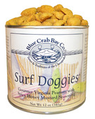 Surf Doggies Gourmet Peanuts with Honey Mustard 12oz