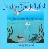 Jordan the Jellyfish Children's Book