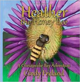 Heather the Honey Bee Children's Book