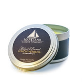 Lemon Verbena, Aromatherapy Candle Tin, 5.4oz