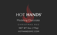 Hot Hands Modeling Chocolate CHRISTMAS RED