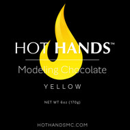 Hot Hands Modeling Chocolate YELLOW