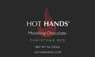 HOT HANDS CHRISTMAS RED - 1 POUND PACK