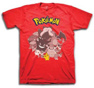 Pokemon - Pokemon - Mens - T-shirt
