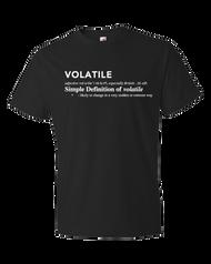 Volatile | Definition | Men's T-shirt