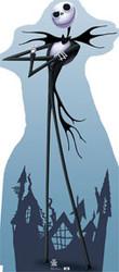 Nightmare Before Christmas - Jack Skellington - Cardboard Stand Up