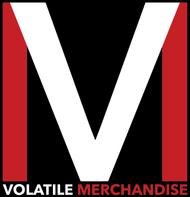 Volatile Merchandise - VM Logo - Sticker