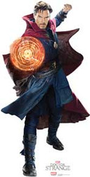 Dr. Strange (The Movie) - Doctor Strange 02 - Cardboard Standup